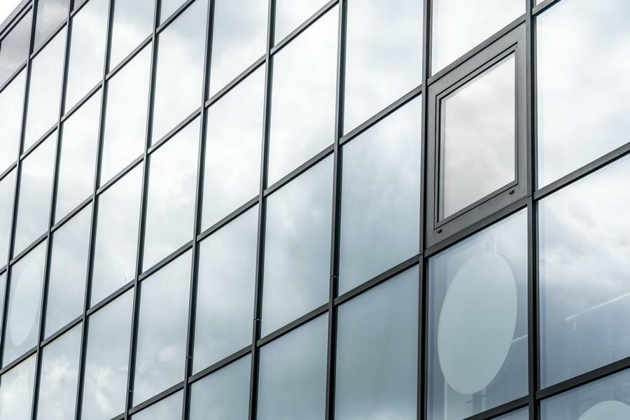 固定型窗戶
