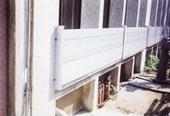 鋁合金防水閘門