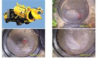 下水道清洗工程、污水下水道清理