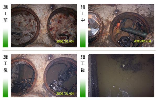 微風廣場-儲油池清除、儲油池清洗、儲油槽清理
