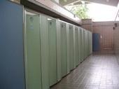 廁所隔間更新工程、浴廁隔間
