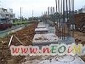 RC污水淨化槽設備施工