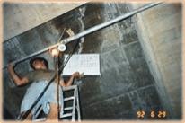 高壓灌注防水防熱工程