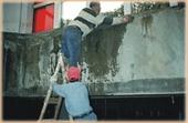 窗框防水抓漏工程