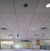 造型方塊天花板