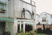 建築物外牆防水工程