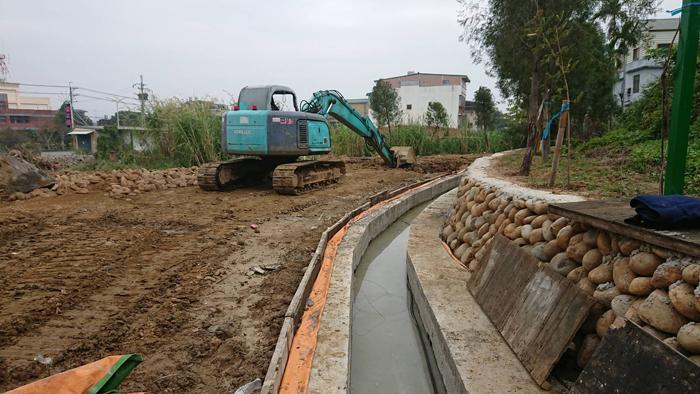 土方整地工程
