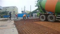基礎開挖工程