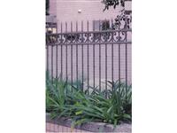 鍛造欄杆圍牆