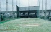 高爾夫練習場人工草工程