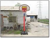 水箱籃球架