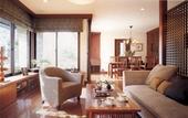 客廳捲簾設計