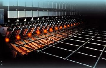 點銲鋼線網、竹節鋼筋
