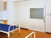 醫院病房拉門