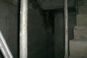 樓梯層接結構體縫漏水處理