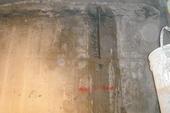 室內鋼筋腐蝕壁面漏水處理