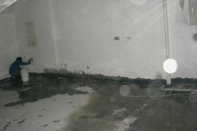 地下室停車位漏水止水工程