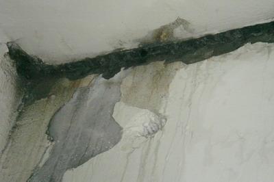 樑柱接縫漏水處理