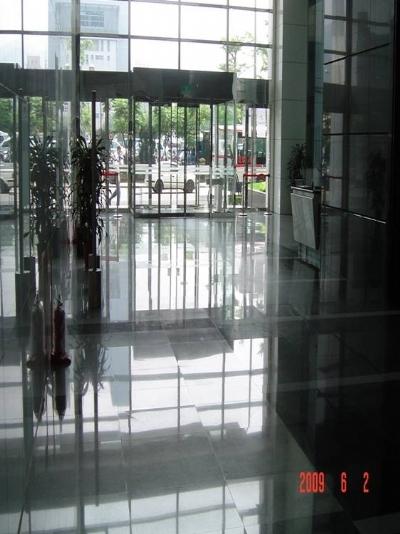 大樓清潔維護