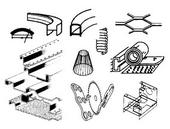 CNC雷射切割、金屬形狀切割