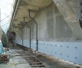 老舊橋樑鋼鈑補強