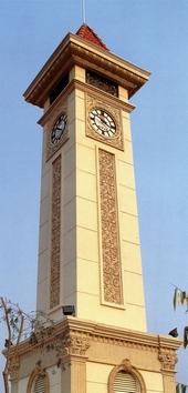 GRC 造型鐘塔