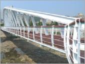 南崁溪造型欄杆
