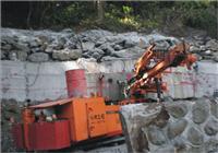 桃山隧道口管幕工程