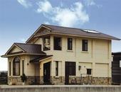 鋼構別墅屋