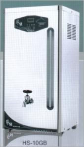 豪星牌貯備型電開水機