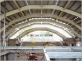 H鋼結構、樓層鋼板