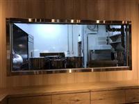 防火玻璃窗-桃園機場A9捷運站