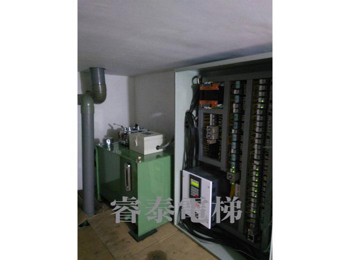 油壓變頻電梯