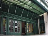 不銹鋼造型門廳
