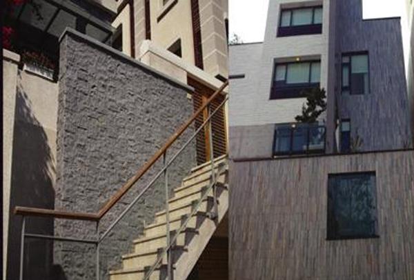 外牆磚、山型磚、復古磚