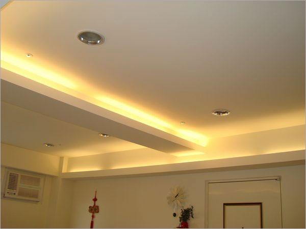造型暗架天花板