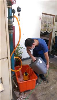 蘆平市場箱型冷氣側洗