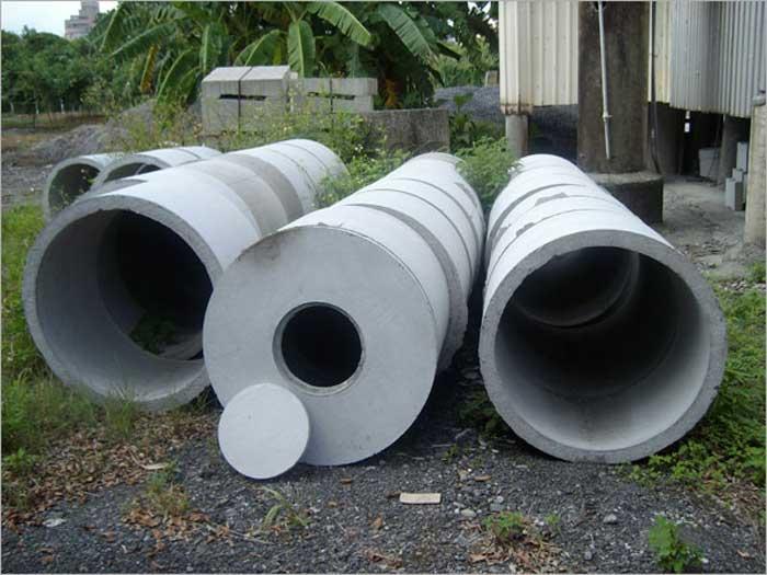 水泥水井管