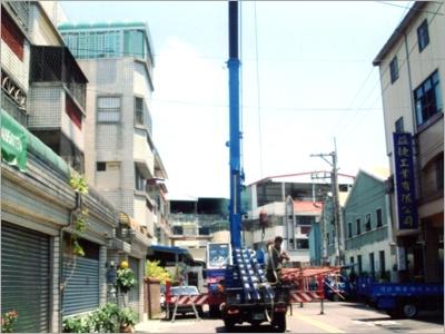 鋼構懸吊工程