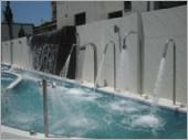 鵝頸沖擊泉工程