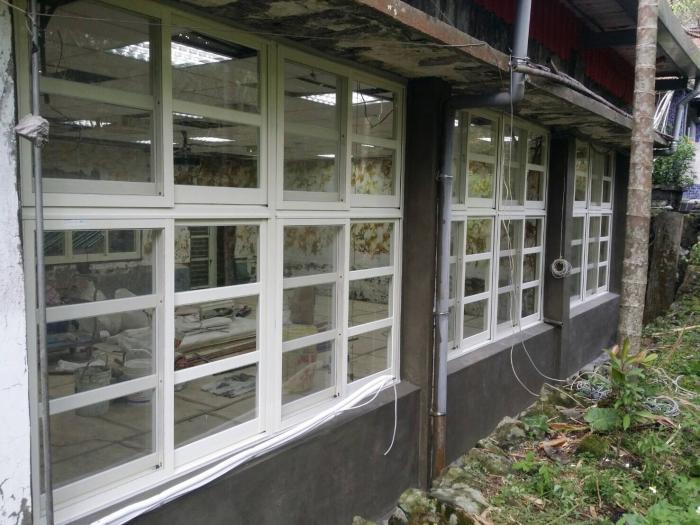舊窗更換新窗工程