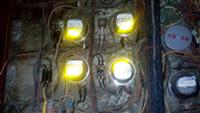 電錶箱線路整理及主線路更換