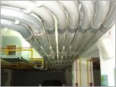 變電室分層主幹線管路施工