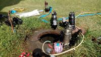 污水馬達更換施工