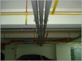 變電室分層管路配線工程