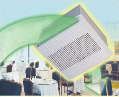 E16TUV營業用頂掛崁入型光觸媒殺菌空氣清淨機
