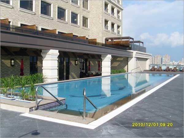 花蓮福容飯店泳池