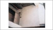 白磚-牆面施工完成