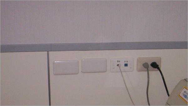 插座更換安裝施工    水電行專線:0932-028125 呂先生