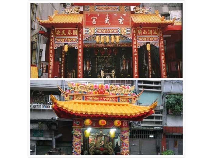 12-寺廟建築-寺廟/牌樓